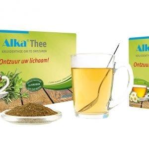 Alka Thee - Verpakkingen | Zussb