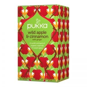 Pukka - Wild Apple & Cinnamon | Zussb