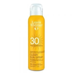 Louis Widmer - Clear Sun Spray UV30 | Zussb