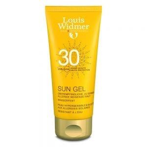 Louis Widmer - Sun Gel UV30 | Zussb
