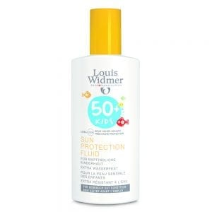 Louis Widmer - Kids Sun Protection Fluid UV50 plus | Zussb
