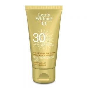 Louis Widmer - Sun Protection Face UV30 | Zussb