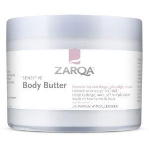 Zarqa - Sensitive Body Butter - Pot | Zussb