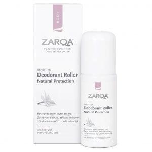 Zarqa - Sensitive Deodorant Roller - Combi | Zussb