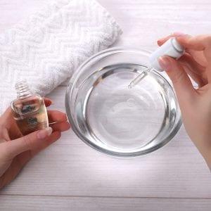 Herome - Nail Bath Oil - sfeerfoto | Zussb