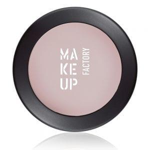 Makeup Factory - Oogschaduw - Mat Pale Rose | Zussb