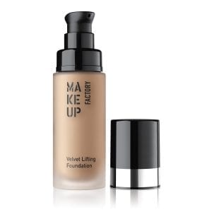 Makeup Factory - Velvet Lifting Foundation - Sand 14 | Zussb