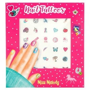 Miss Melody - Nail Tattoos | Zussb