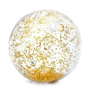 Intex - Strandbal - Glitter Goud | Zussb