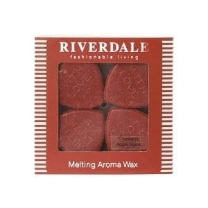 Riverdale - Melting Aroma Wax - Crandberry Apple Spice | Zussb