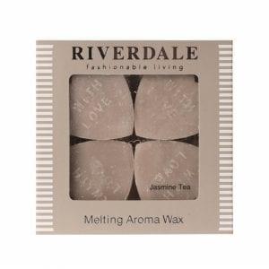 Riverdale - Melting Aroma Wax - Jasmine Tea | Zussb