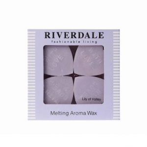 Riverdale - Melting Aroma Wax - Lily of Valley | Zussb