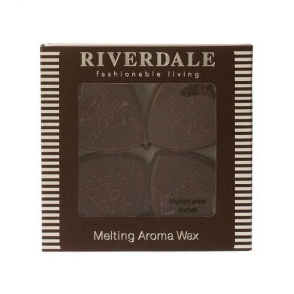 Riverdale - Melting Aroma Wax - Mulled Wine Sorbet | Zussb