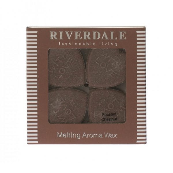 Riverdale - Melting Aroma Wax - Roasted Chestnut | Zussb