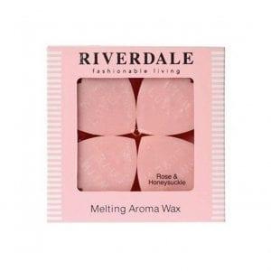 Riverdale - Melting Aroma Wax - Rose Honeysuckle | Zussb