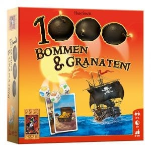 1000 Bommen & Granaten - Verpakking | Zussb