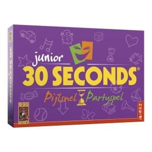 30 Seconds Junior - Verpakking | Zussb