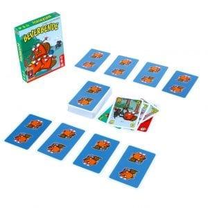 Beverbende - Kaartspel | Zussb