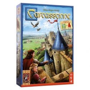 Carcassonne - Verpakking | Zussb