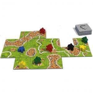 Carcassonne - Spel | Zussb