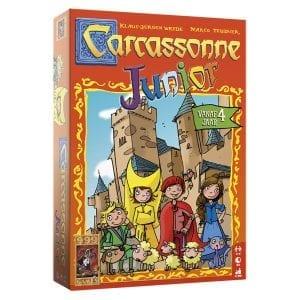 Carcassonne Junior - Verpakking | Zussb