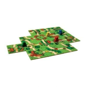 Carcassonne Junior - Spel | Zussb