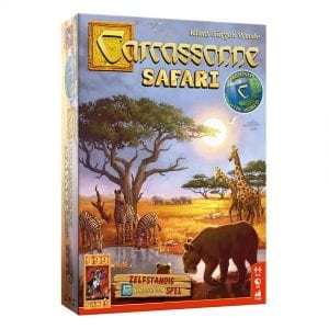 Carrossonne Safari - Verpakking | Zussb