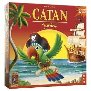 Catan Junior - Verpakking | Zussb