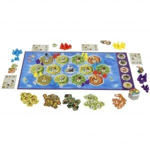 Catan Junior - Bordspel | Zussb