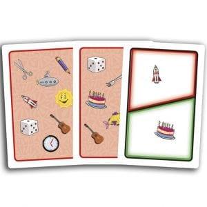 Confetti - Kaarten | Zussb