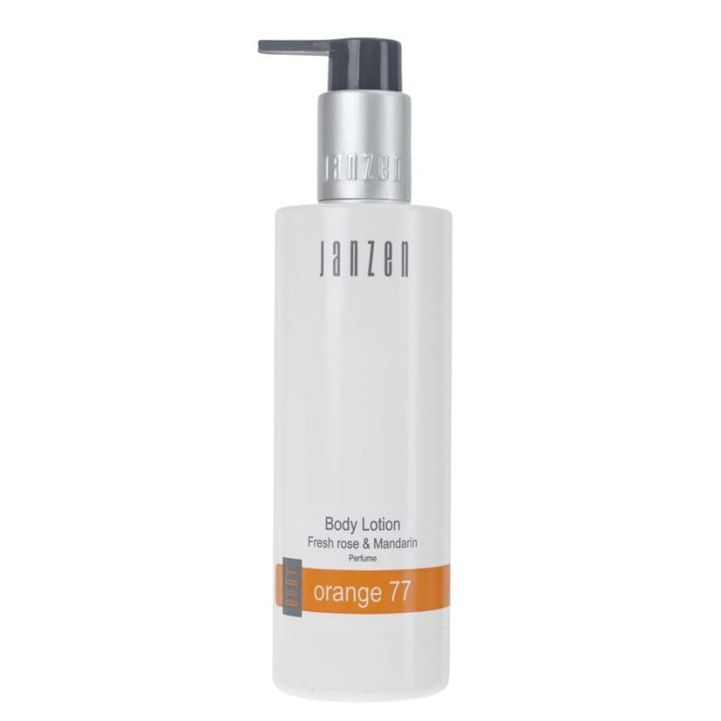 Janzen - Body Lotion - Orange 77 | Zussb