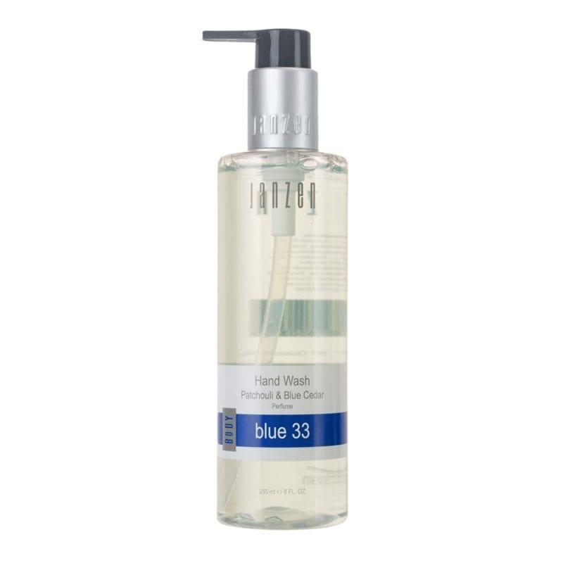 Janzen - Hand Wash - Blue 33 | Zussb