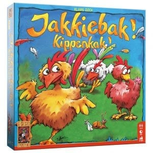 Jakkiebak Kippenkak - Verpakking   Zussb