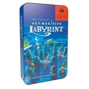 Het Magische Labyrint - Tin Verpakking | Zussb