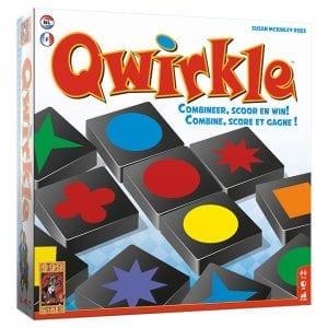 Qwirkle - Verpakking | Zussb