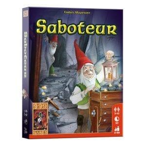 Saboteur - Verpakking | Zussb