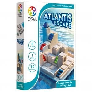 Atlantis Escape - Verpakking | Zussb