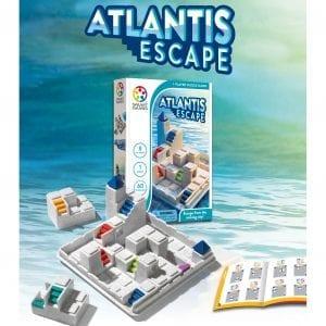 Atlantis Escape - Overzicht | Zussb