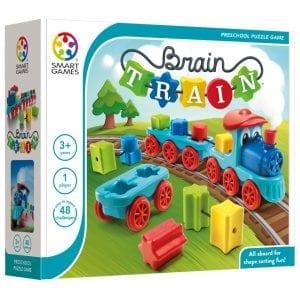 Brain Train - Verpakking | Zussb