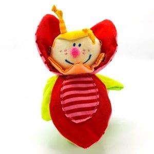 Haba - Rammelaar Kever Trixie - bloem | Zussb
