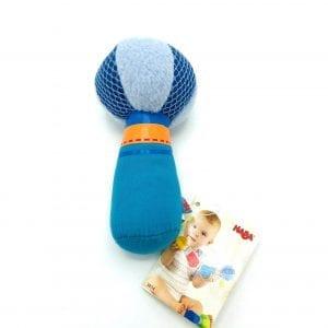 Haba - Rammelino Blauwe bal | Zussb