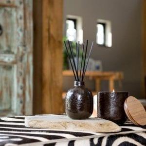 ISHI - Home Geurstokjes - Ceder en Vetiver | Zussb
