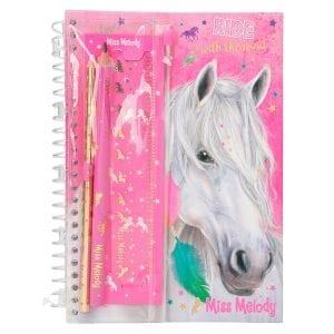 Miss Melody - Ringboek | Zussb