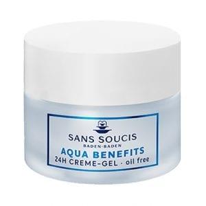 Sans Soucis - Aqua Benefits 24h creme-gel | Zussb
