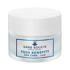 Sans Soucis - Aqua Benefits 24h droge huis care | Zussb