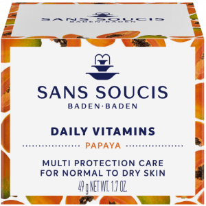Sans Soucis - Daily Vitamins - Papaya doos   Zussb