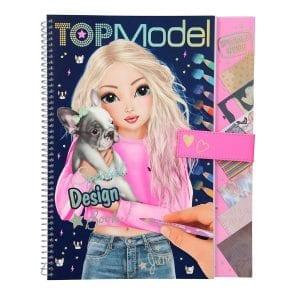 Top Model - Special Design Boek   Zussb