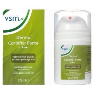 VSM - Derma Cardiflor Forte creme - 30 ml | Zussb
