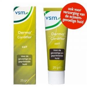 VSM - Derma Cardiflor zalf - 25 gr | Zussb