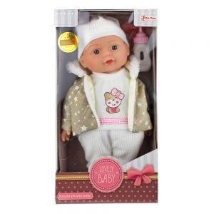 Babypop Beige Verpakking | Zussb